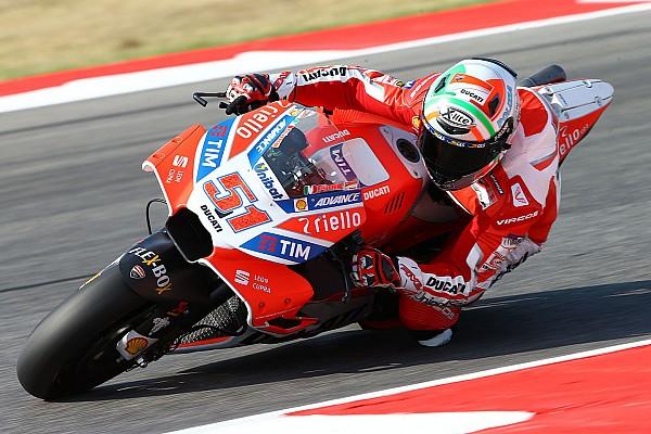 MotoGP Pirro quer mais oportunidades na MotoGP com Ducati