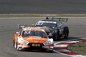 DTM Репортаж з практики DTM у Шпільберзі: Грін – перший в п'ятницю