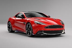Automotive Noticias de última hora Aston Martin Vanquish S Red Arrows, con los colores de la RAF británica