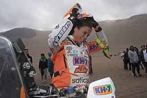 Dakar Entrevista Laia Sanz, un mes de preparar el Dakar y jugarse el Mundial de Enduro