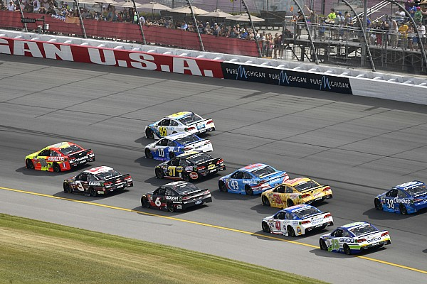 NASCAR Cup Breaking news O'Donnell pleased with response to impound rumors