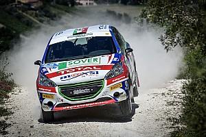 CIR Prova speciale San Marino, 208 Top: PS 9 ancora nel segno di Ciuffi