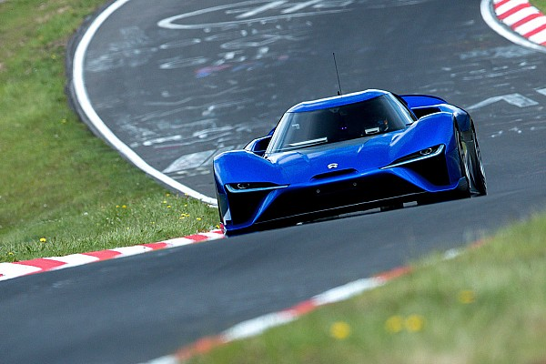 Prodotto Ultime notizie Un nuovo record per la NIO EP9 elettrica al Nürburgring!