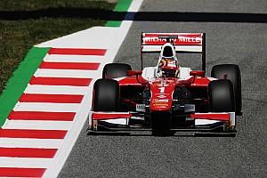 FIA F2 Sıralama turları raporu Barcelona F2: Leclerc son anda pole pozisyonunu kazandı