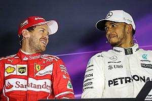 F1 Noticias de última hora Para Hamilton, la batalla por el título con Vettel es su favorita