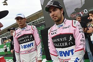 F1 Noticias de última hora Force India deja libres a sus pilotos