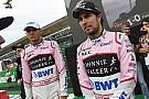 Force India дозволила своїм гонщикам боротися один з одним