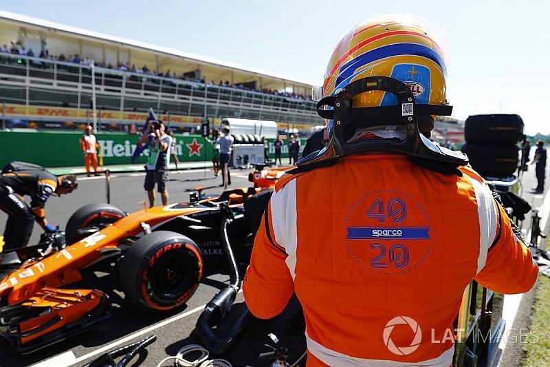 A McLaren még mindig nem tudott megállapodni Alonsóval