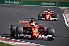 Vettel : Ferrari se fait copier, et