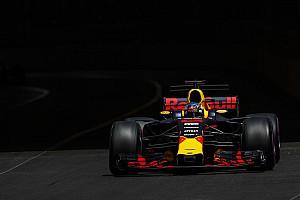 """Fórmula 1 Últimas notícias Ricciardo vibra com 3º apesar de toque """"assustador"""" no muro"""