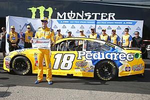 NASCAR Cup Reporte de calificación Daniel Suárez largará tercero en Dover y Busch con la pole