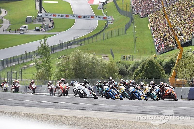 GP Oostenrijk: Mir dominant, P4 Loi, Bendsneyder leidt en crasht