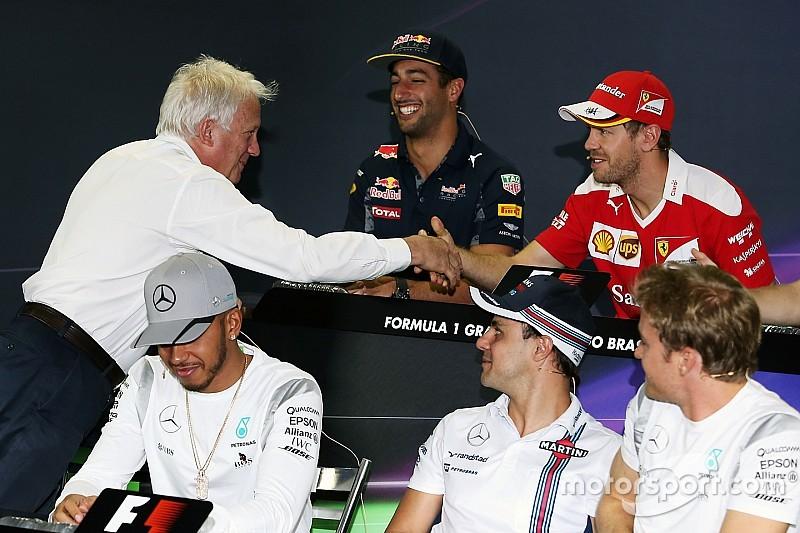 La disculpa de Vettel fue suficiente, dice Whiting