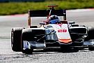 GP3 Marcos Siebert fue sexto en los test de GP3 en Valencia