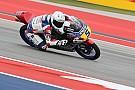 【Moto3】アメリカ決勝:フェナティ独走で優勝。鳥羽2度転倒喫す