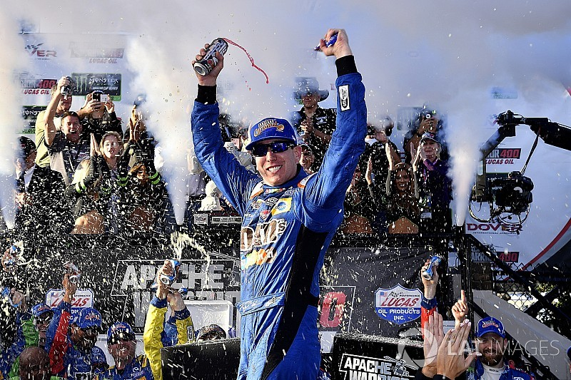 Is Kyle Busch the new championship favorite?