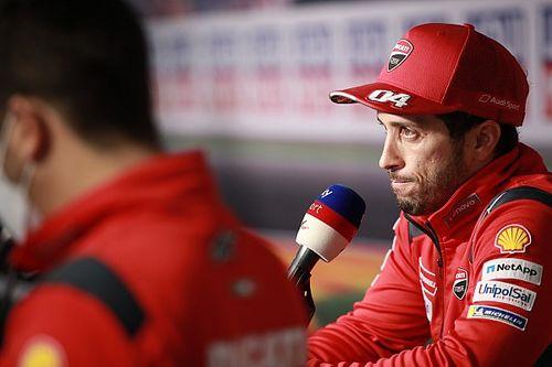 Dovizioso, Ducati'de takım emri olmasını beklemiyor