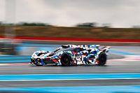 Cazado en Paul Ricard un misterioso Bugatti