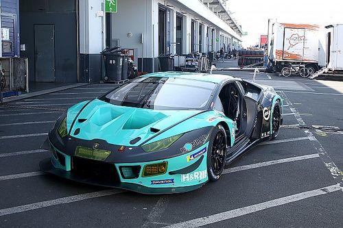 Lamborghini na czele kwalifikacji