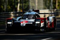 Le Mans 24h: Buemi and Toyota top damp warm-up