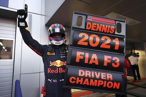 Refleksi Dennis Hauger Setelah Sukses Jadi Juara F3 2021