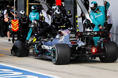 2020 F1 World Championship points after the British Grand Prix
