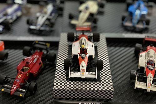 Największa kolekcja modeli F1