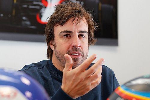 Fernando Alonso ha firmato con Renault F1 dal 2021