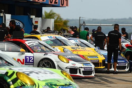 Porsche: Menossi e Nunes lideram primeiro treino livre da Endurance em Goiânia