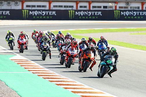Jadwal Launching Pembalap dan Tim MotoGP 2021