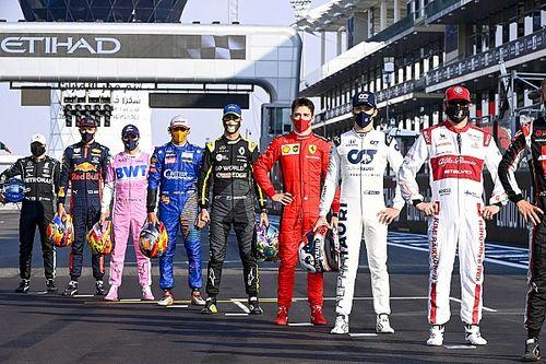 Así queda la parrilla de pilotos y equipos de F1 para 2021