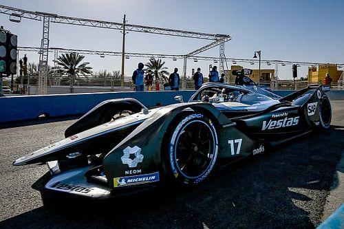 Diriyah E-Prix 2. antrenman: De Vries lider, Mercedes 1-2!