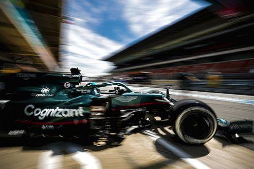 Uitslag: Eerste training F1 Grand Prix van Spanje