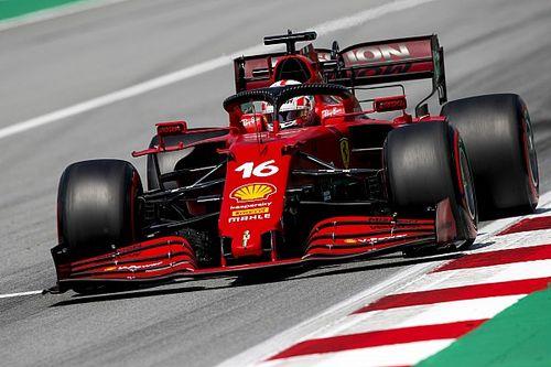 Leclerc: Elhittem, hogy magam mögött tudom tartani Bottast…