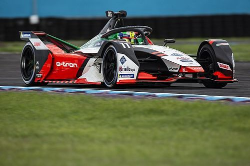 Puebla E-Prix: Di Grassi leads Audi 1-2 after Porsche's Wehrlein disqualified