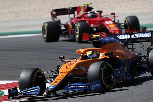 """マクラーレンF1のノリス、""""ライバル""""フェラーリのスペインGP躍進は「想定内」"""