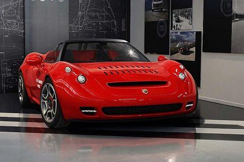 Egy Alfa Romeo 4C-ből készítette el klasszikus versenyautója új verzióját az Abarth