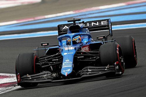 """Alonso: """"Yarış için gerçekçi olmalıyız"""""""