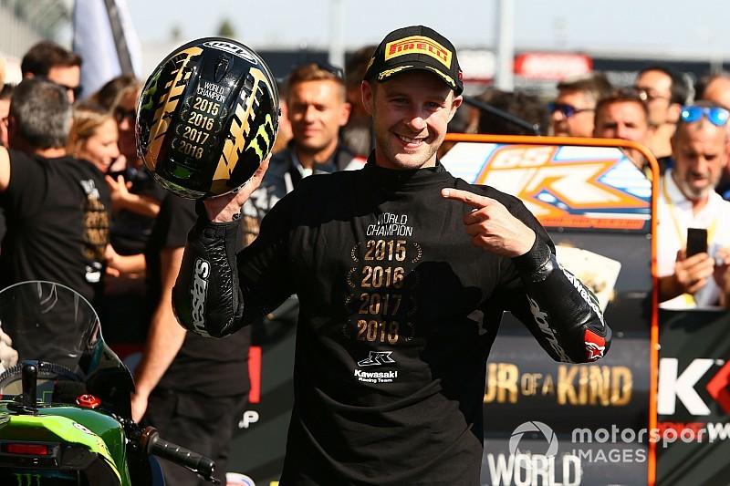 WSBK, Маньї-Кур: Рей став переможцем першої гонки та здобув четвертий титул чемпіона світу
