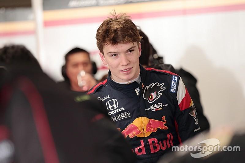 Ticktum vise un test F1 avec Red Bull en 2019