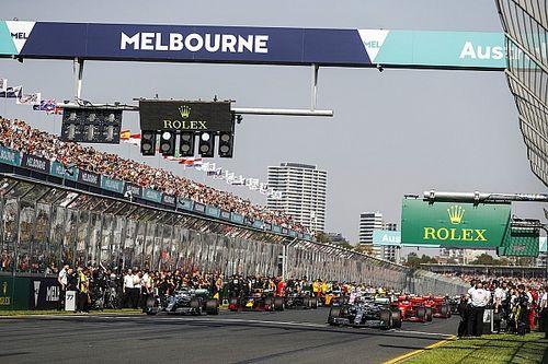 جائزة أستراليا الكبرى منفتحة على تبديل موعدَي سباقَي الفورمولا واحد والموتو جي بي