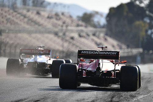 La F1, lista para cajas de cambios estándar