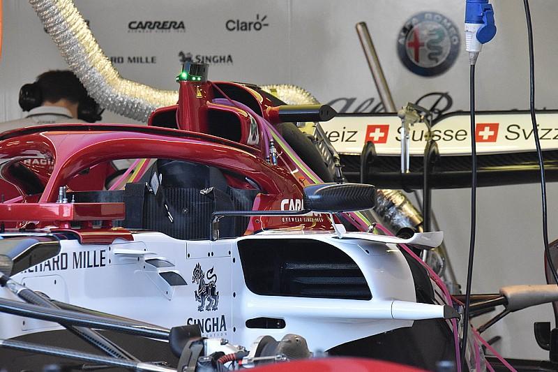 Új logó került fel az Alfa Romeo Racing autóira: fedélzeten a Shell