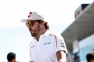 阿隆索:每场F1大奖赛都是庆祝