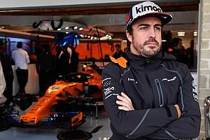 Vídeo: un nuevo guiño entre McLaren, Alonso y la NASCAR