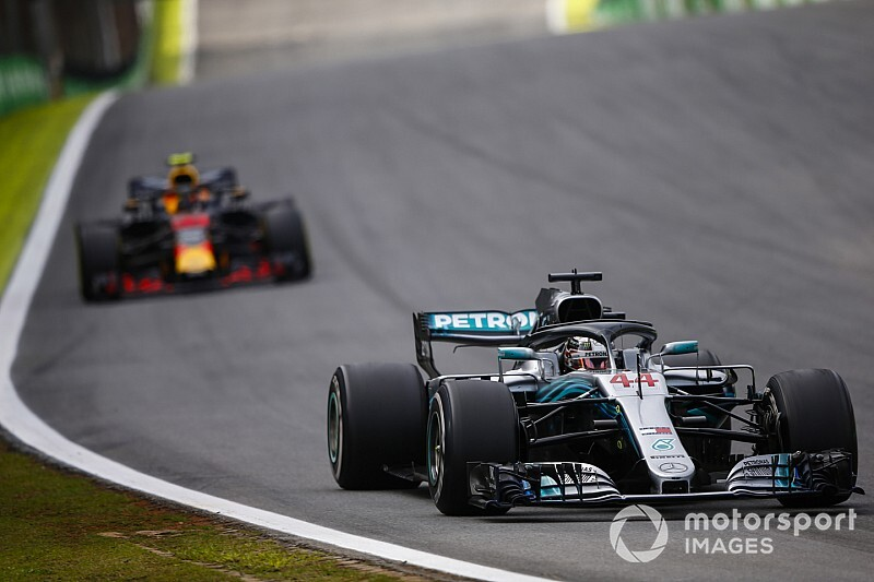 Accrochage avec Ocon: Hamilton interroge l'état d'esprit de Verstappen