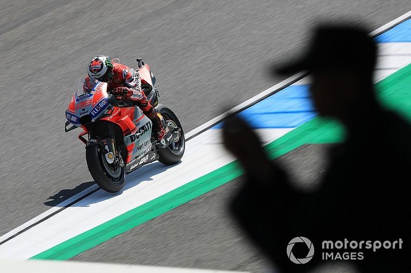 GALERI: Aksi sesi latihan MotoGP Thailand