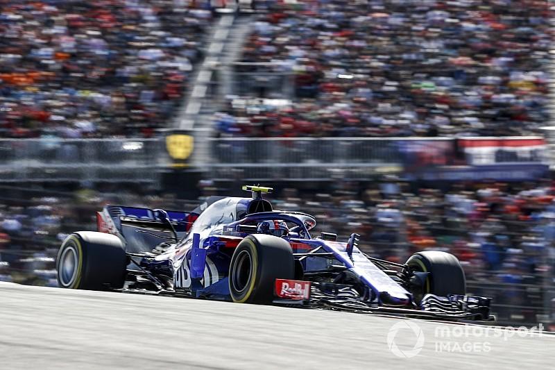 Toro Rosso: Наше шасси проявило себя хуже, чем моторы Honda