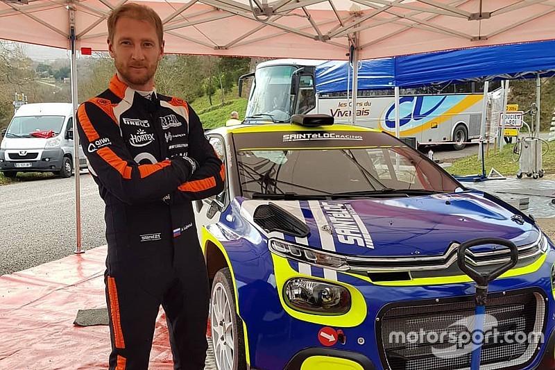 Alexey Lukyanuk difenderà il titolo con la Citroën della Saintéloc