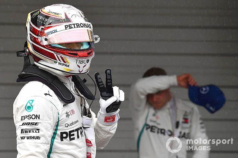 Mercedes tendrá una estrategia de equipo